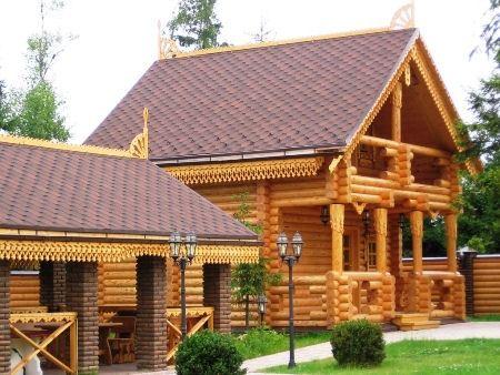 Деревянные дома не устаревают