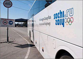 100 новых автобусов работают в Сочи для людей с ограниченными возможностями