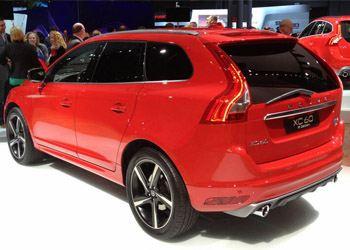 Volvo XC60 стал дешевле на 35 000 рублей