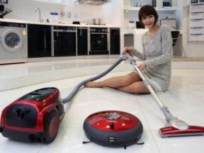 Роботы-пылесосы заменяют обычные