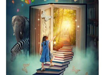 Книготерапия помогает детям справляться с серьезными проблемами в общении