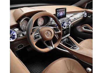 Mercedes-Benz в начале 2014 года начнет продавать кроссовер GLA
