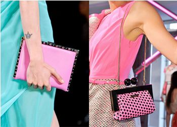 Розовый снова в моде