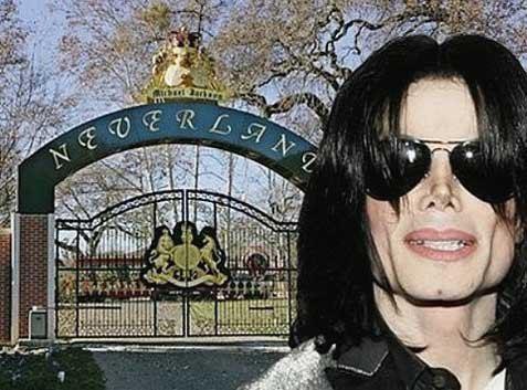 «Неверлэнд» купил в 1988 году Майкл  Джексон