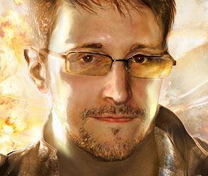 Эдвард Сноуден обрел невероятную популярность среди россиян