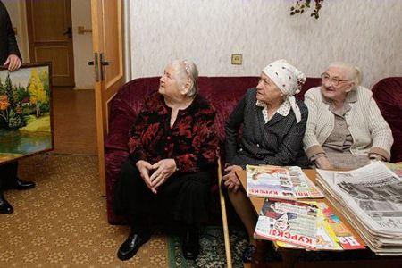 Во Владимирской области появится 5 современных домов для пожилых людей