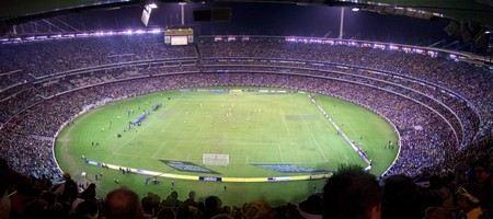 самый большой стадион Австралии