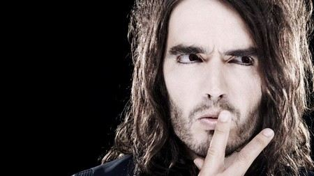 Russell Brand's biography is not easy - he lost his mother early