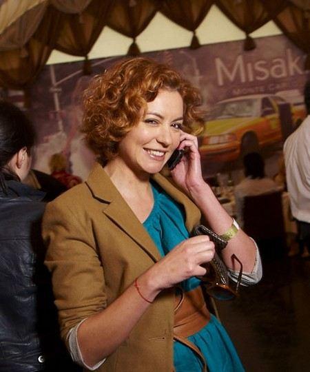 Таня Геворкян скрывает год рождения