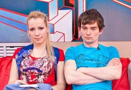 Венцеслав Венгржановский и Катя Кароль
