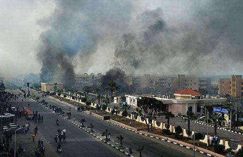 В Египте сейчас не до отдыха