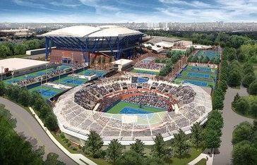 Новая раздвижная крыша US Open обойдется в 100 миллионов евро