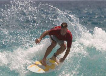 Серфинг-увлекательное занятие