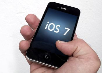 Вышла в свет новая бета-версия iOS 7