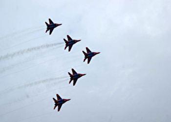 Жители Екатеринбурга из-за пробок не попали на авиашоу