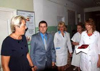 Мария Стоцкая открыла торжественно новую аптеку «Одесфарм»