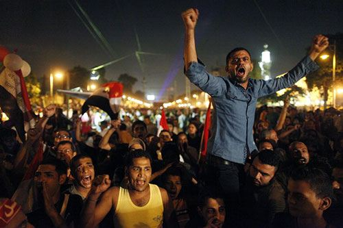 Конфликт с властью в Египте может вылиться в гражданскую войну