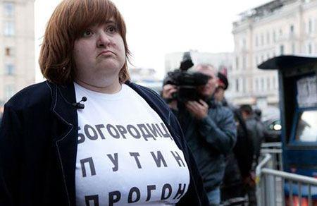 Виолетта Волкова, бывший адвокат условно осужденной Екатерины Самуцевич