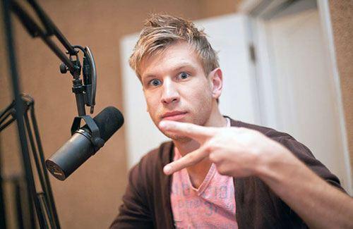 Иван Дорн признан самым красивым исполнителем Украины