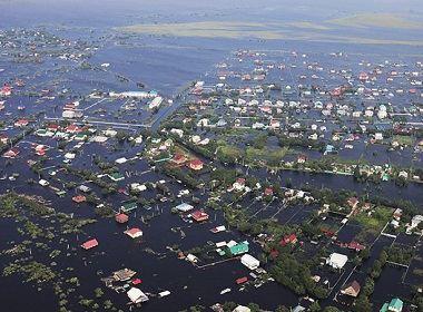 «Русгидро» выплатит 100 млн рублей пострадавшим от наводнений на Дальнем Востоке