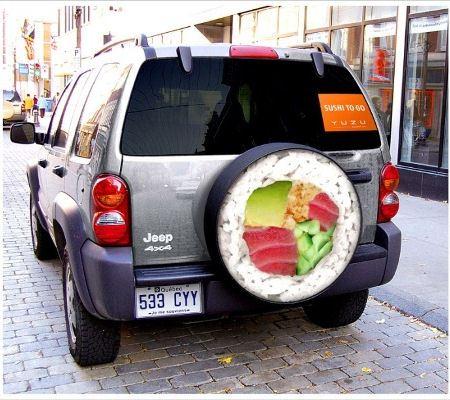Доставка суши - новый вид бизнеса
