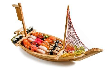 Суши - блюдо полезное и вкусное