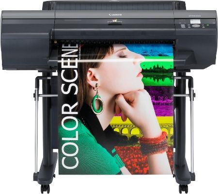 Широкоформатных принтеров выпускается меньше
