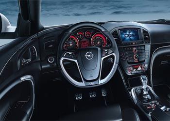 Opel решил засветить свой новый универсал Insignia OPC