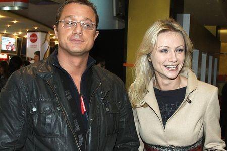 Alexey Makarov and his wife Maria Mironova
