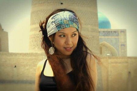 Севара Назархан - участница шоу Голос