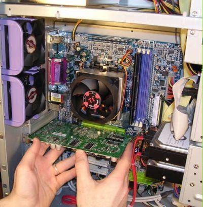 Компьютерная помощь должна быть квалифицированной