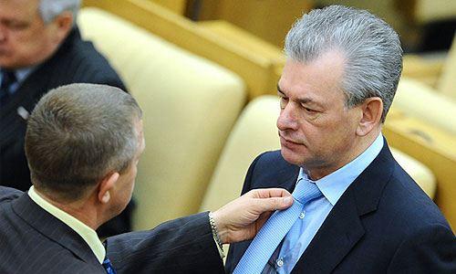 Первый заместитель руководителя фракции «Единая Россия» в Госдуме Николай Булаев