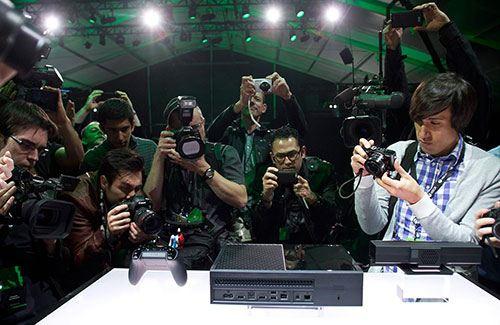 Вероятная дата выхода консоли Xbox One - начало ноября