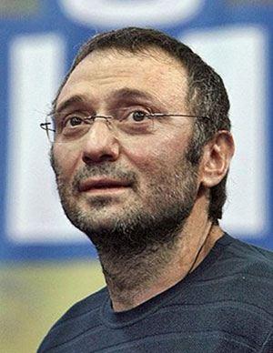 Фото: Сулейман Керимов, владелец Анжи и компании Уралкалий