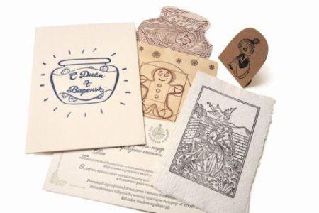 Изделия  ручной печати