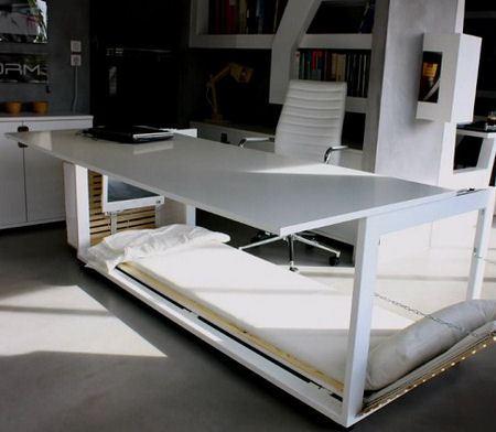 Мебель для трудоголика