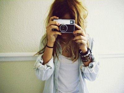 Фотоаппарат - на втором месте