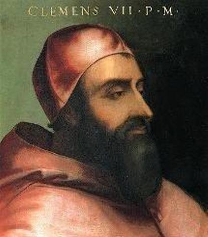 Жертвой чесотки пал Папа Клемент VII