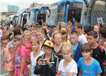 Санатории Приморья приняли пострадавших детей из Амурской области