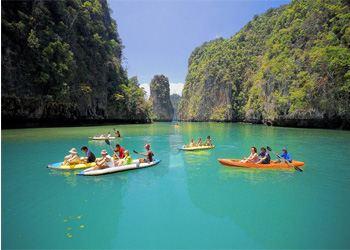 Эксперты советуют побывать в Таиланде осенью