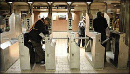 Бруклинское метро