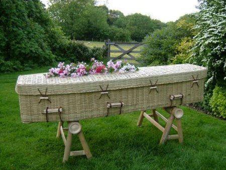 Зеленые похороны