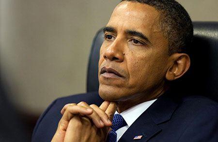 Фото: Барак Обама, президент США