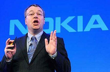 CEO Nokia и, в будущем, Microsoft Стивен Элоп