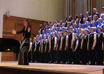 Московская областная хоровая школа «Пионерия» открылась 3 сентября