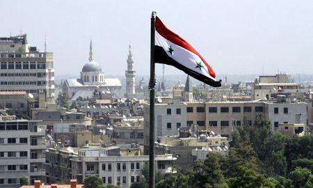 Международный конфликт в Сирии