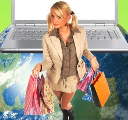 Интернет скоро заменит реальные магазины