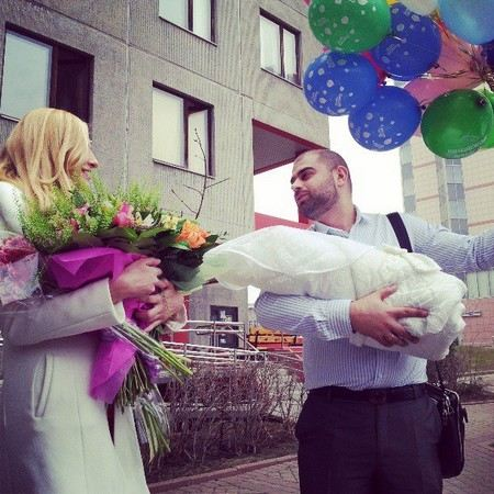 Ольга Гаженко из Дома-2 рассказала, почему не хочет показывать сына.