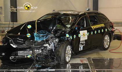 Краш-тест Euro NCAP