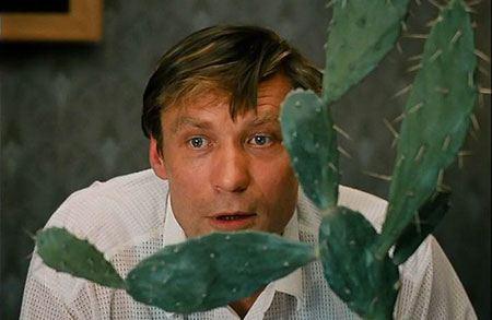 Александр Михайлов в фильме Любовь и голуби